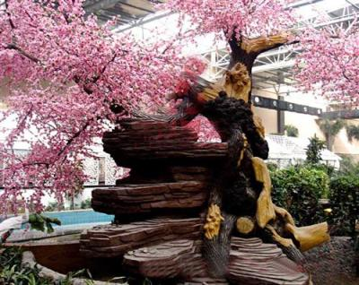 鹤岗假树仿真树木
