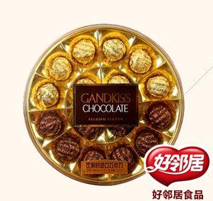 无糖好邻居巧克力也可以很甜
