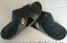 苏州厂家直销中高端SPU PVC防静电拖鞋刷子