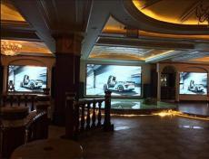 酒店会议室室内LED全彩显示屏
