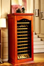 歐式實木恒溫酒柜 為您提供專業的定制服務