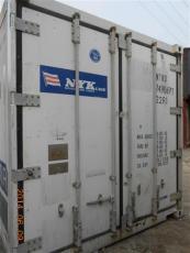 20尺冷冻冷藏集装箱