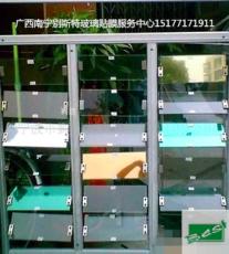 廣西南寧建筑膜銷售南寧玻璃貼膜服務