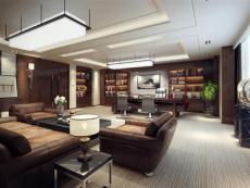九江21世紀家居中心主體辦公樓裝修設計