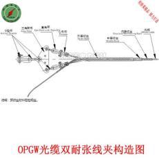 ADSS引下线夹 光缆金具 耐张金具型号
