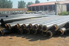 乌鲁木齐市预制塑套钢直埋保温管公司