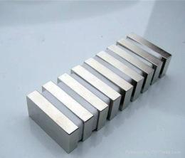 江苏工厂供应机械上用钕铁硼磁钢 强力磁铁
