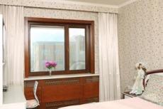 天津铝包木门窗