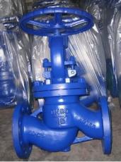 J41Y-150C高压碳钢法兰截止阀