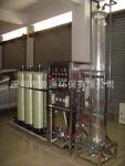 廣東深圳工業陰陽離子交換超純水機混床