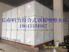 长春吉林延吉钢板喷塑水箱厂家批发