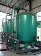 广东深圳砂炭机械过滤水净化设备