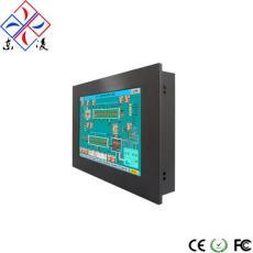 12.1寸多串口多功能数控机床用工业平板电脑