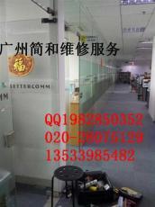廣州安裝玻璃門合頁 玻璃淋浴房維修