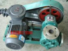 NCB大流量不阻塞高粘度齒輪油泵