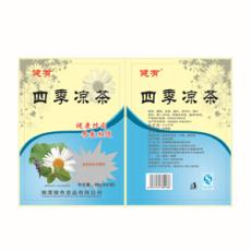 四季凉茶95g 湘潭健有食品有限公司 凉茶 四