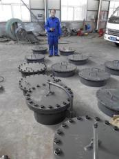 HGT21522水平吊盖板式平焊法兰人孔
