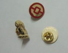 金屬紀念徽章長春訂做廠家金屬胸章制作價格