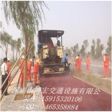 深圳学校操场沥青工程 路面沥青施工厂家