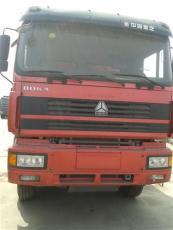 处理豪卡库存7.2米自卸车22.5万销售了