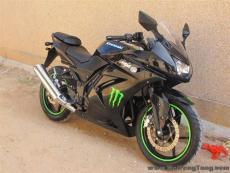 川崎小忍者250R摩托车多少钱 哪里有卖