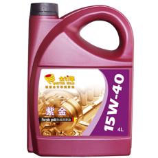 金引擎合成機油合成潤滑油15W40/SL/CF
