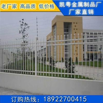 三亚锌钢护栏 琼海热镀锌栏杆 海口围墙栅栏