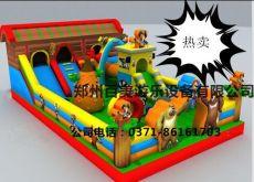 云南省大型充气城堡/充气滑梯价格厂家