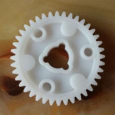 塑胶齿轮 大模数齿轮 咖啡机齿轮