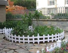 绿化专用护栏 PVC草坪护栏 园艺栏杆