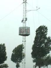 专业生产安装各种铁塔-首选衡水华安通信设