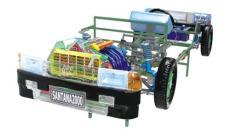 长沙驾校验收设备 透明或实物整车解剖模型