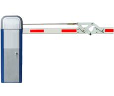 河南智能停車場管理系統-遙控道閘