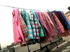 上海地区纺织面料及服装销毁
