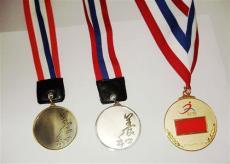 奖牌制作 运动奖牌 立体金属奖牌定做