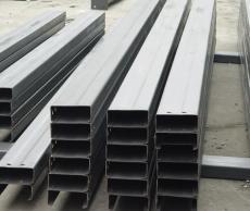 供甘肅鍍鋅c型鋼和蘭州Q345錳鋼C型鋼