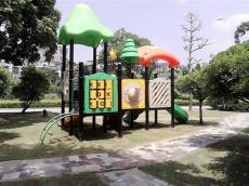 东莞社区儿童滑梯 小区娱乐设施安装厂家