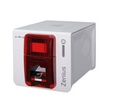上海南京杭州Zenius單面IC卡打印機ID卡
