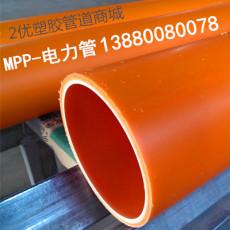 廠家批發重慶MPP電力管 MPP單壁波紋管-2優