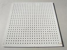 LCFC穿孔吸音板-防爆墙 泄爆板 钢结构工程