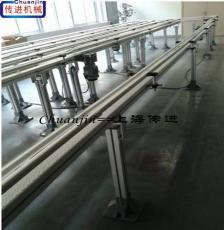 牛奶飲品灌裝配套柔性鏈板輸送機 齒形鏈板