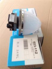 濱正機電現貨供應日本丸安指示燈BLR-24WL
