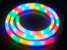LED 柔性霓虹灯带厂家 轮廓造型灯带