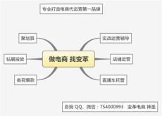 深圳變革電子商務 代運營公司哪家強