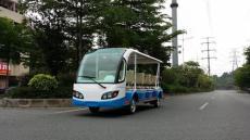 供應上海佳龍JL-R14A電動游覽車 景區游覽車