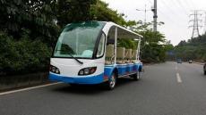 上海佳龍JL-R14A電動觀光車多少錢一臺