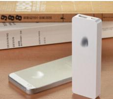 12000毫安 最新款数显智能磨砂皮移动电源