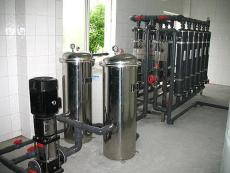 汽车玻璃水 防冻液生产用纯水设备
