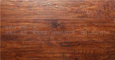 供应优质耐磨环保仿古手抓纹强化复合木地板