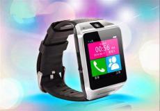 时霸推出新款时尚智能手表 发信息显示来电